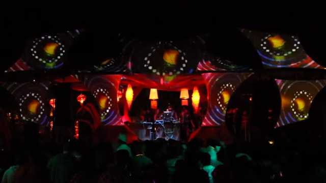 Max Ulis at Shambhala 2012